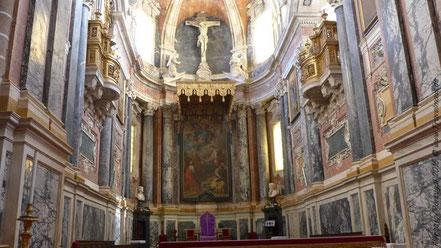 Kathedrale (Museum) in Evora (max. 4,50€ Eintritt)