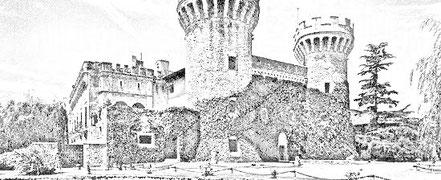 BURG VON PERALADA Girona