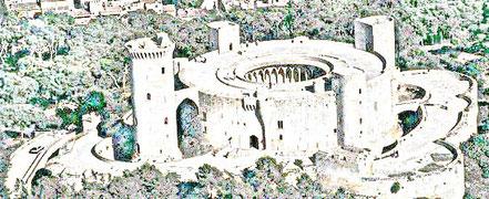 BURG BELLVER-Mallorca