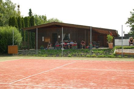 Bild: Tennisverein Rot-Weiss Ebsdorfergrund 1984 e.V. Anlage in Dreihausen