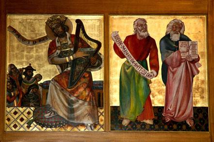 Hochaltarbilder - Christkönigskirche Titisee