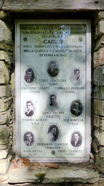 Partisanen-Denkmal