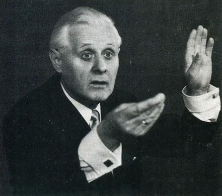 Musikdirektor Franz Josef Maybrunn