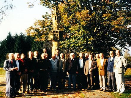 Lindenberg-Gebetswache 1995 - Dekanat Sigmaringen
