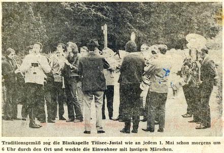 BZ-Artikel 1971
