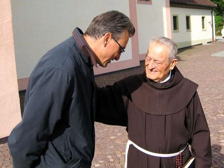 Im Gespräch mit Pater Harald Leibold OFM - 1997