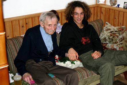 In der Stube des Holzhofs - 1999