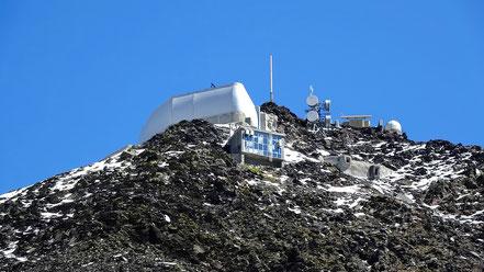 Scopi - Gipfelaufbau