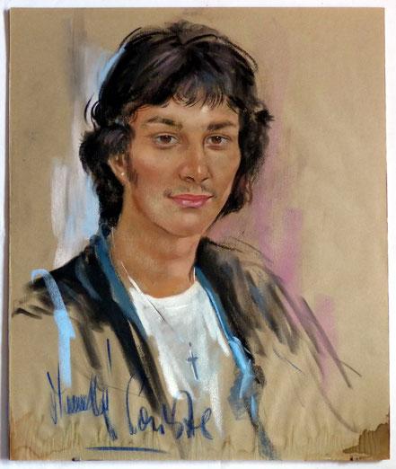 Portrait - Hanspeter Schmider 1976