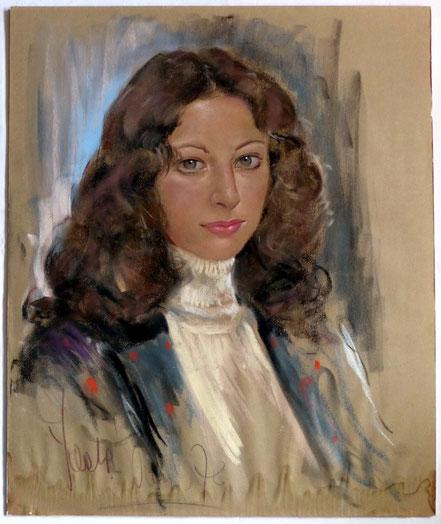 Portrait - Roswitha Maria Schwär 1976
