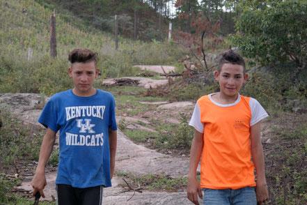 Joel and Sael