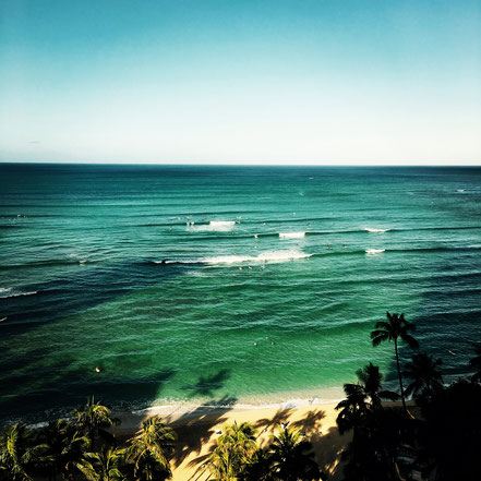 Waikiki Beach, O'ahu