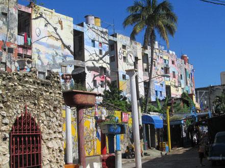 ... et les couleurs de La Havane!