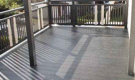 Balkonböden