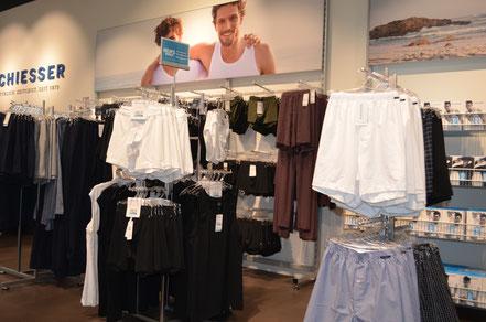 SCHIESSER Outlet Store - 74379 Ingersheim, Freiberger Str. 21,