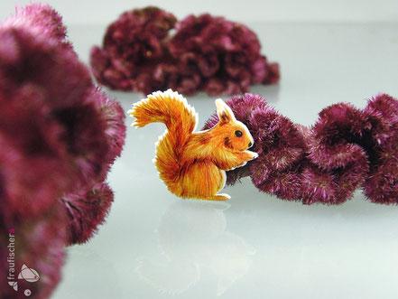 Eichhörnchen • TierSchmuck || squirrel • AnimalJewellery