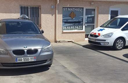 Taxis - Ambulances - Barcarès