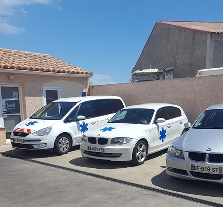 Taxis - Ambulances - Barcarès