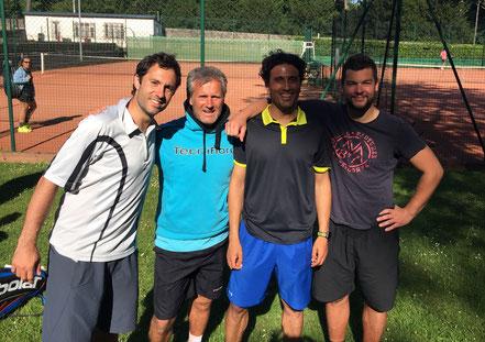 Equipe 2 - Antoine, David, Ali & Pierre