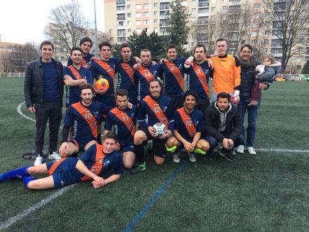 Equipe de foot ATF CAM