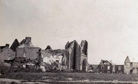 L'Immaculée le 2 février 1943