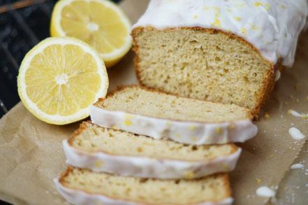 lemon cake zitronenkuchen