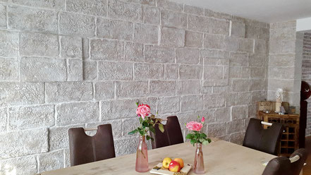 Steinwerke.ch moderne Wandverkleidung - Deko - Design - Wandpaneele, Modern - Elegant - Exklusiv - Ambiente