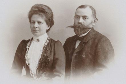 Familienoberhäupter Schulze.