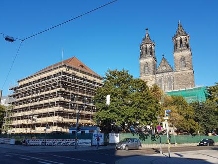 Dom und küngtiges Dom-Museum