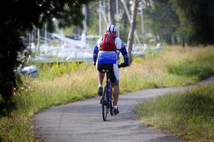 Ciclo pista Sanguinet
