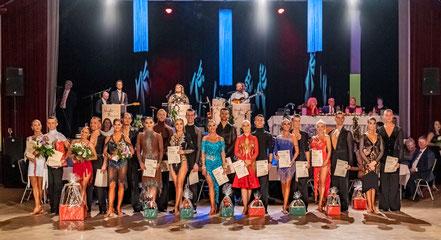 28. Großer Preis der Stadt Limbach-Oberfrohna 2019 - Die Siegerehrung