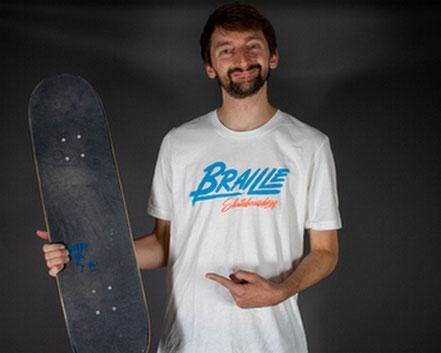 Braille Skateboarding Clothing & Headwear / VMS Distribution Europe - Revive Force 3Block Braille Germany Austria