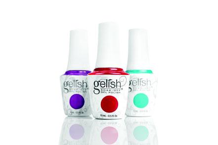 Gelish Farben