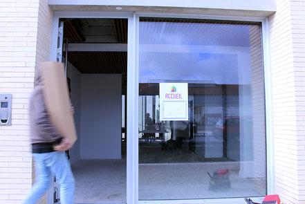 Emménagement des habitants dans leur logement, habitat participatif Aux Quatre Vents, Cartoucherie, Toulouse