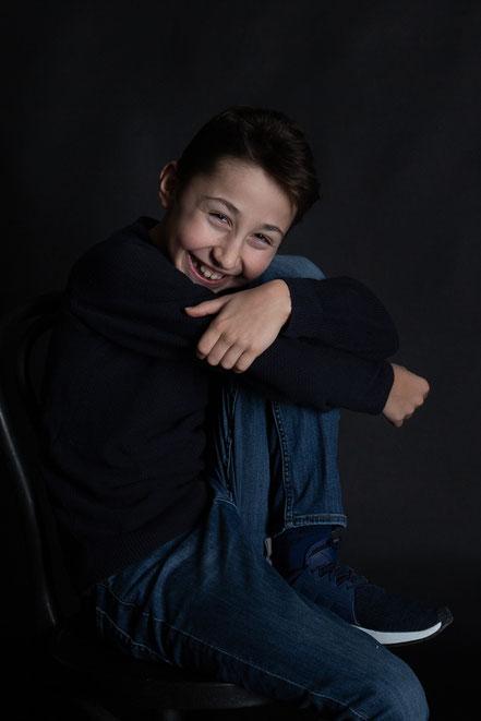Kinderfoto, Kindergartenfotograf, Kitafotograf, Fototag, Junge, Fotostudio, professionelle Fotografin