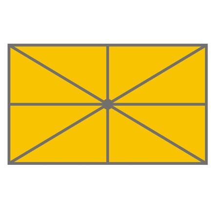 may Sonnenschirm rechteck