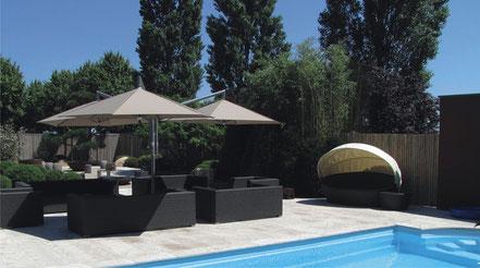may RIALTO für Private Terrassen pool 3er