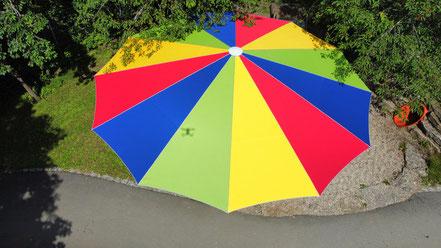 ✅ Sonnenschirme kaufen von MAY ✅  in Würzburg für Gastro Kindergarten und Seniorenheime ✅ Marktschirme