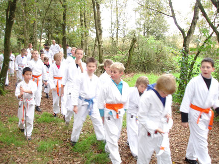 Jeugd Karateweekend