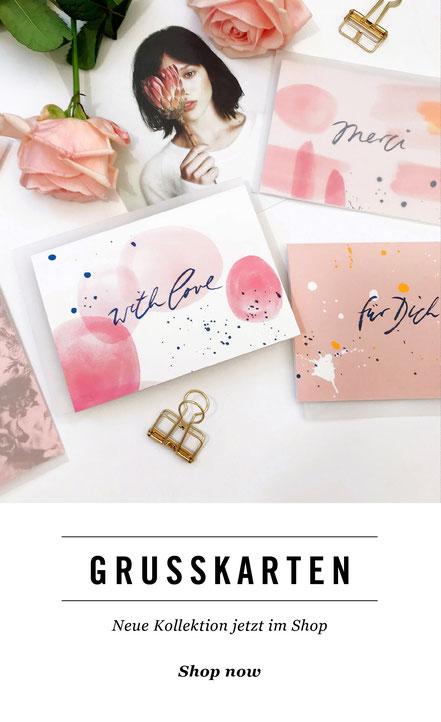 studio vanhart – Papeterie & Design www.studiovanhart.de / Grußkarten