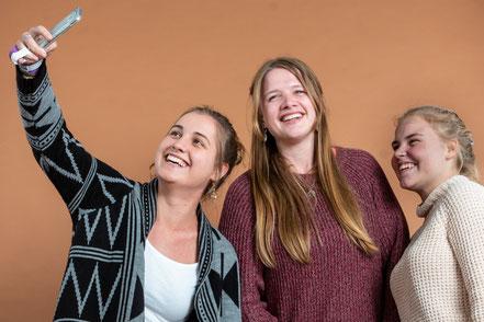 Maria Boemer, Luisa Meyknecht, Mareike Aretz