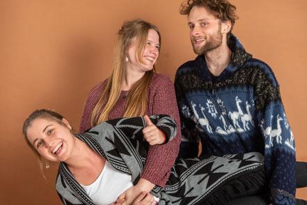 Maria Boemer, Luisa Meyknecht, Arne Billmeier