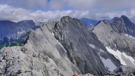 Östliche und Westliche Griesspitze - Überschreitung in der Mieminger Kette