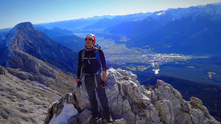 Alle Hikalife-Bergtouren in den Mieminger Bergen & Wetterstein (Nordtirol) anzeigen