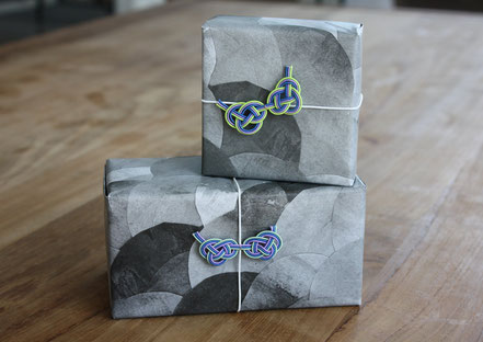Father's day gift wrapping