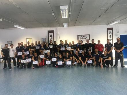 KRAV MAGA SEMINAR - 10 JUNE 2018 - TURIN  -ITALY