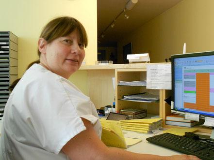 Rita Chiapparini (Medizin. Praxis-Assistentin)