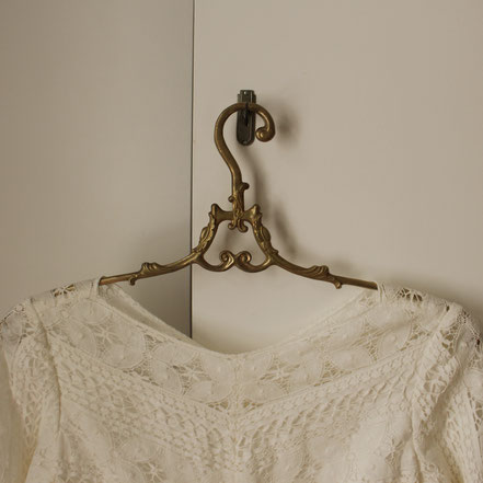 Messingkleiderbügel Kleiderbügel