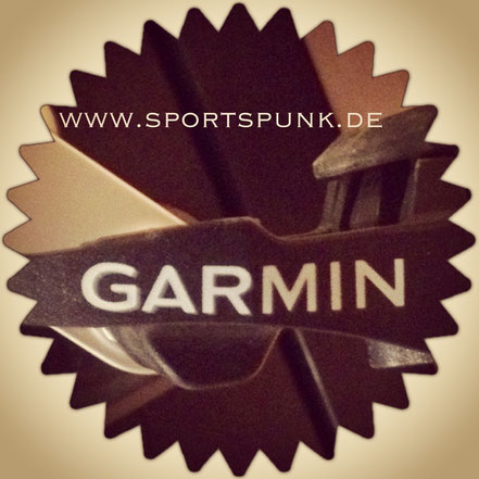 Sports.Punk training on the Garmin Vector S pedals