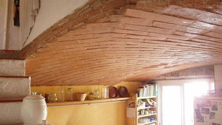 Bóveda tabicada catalana